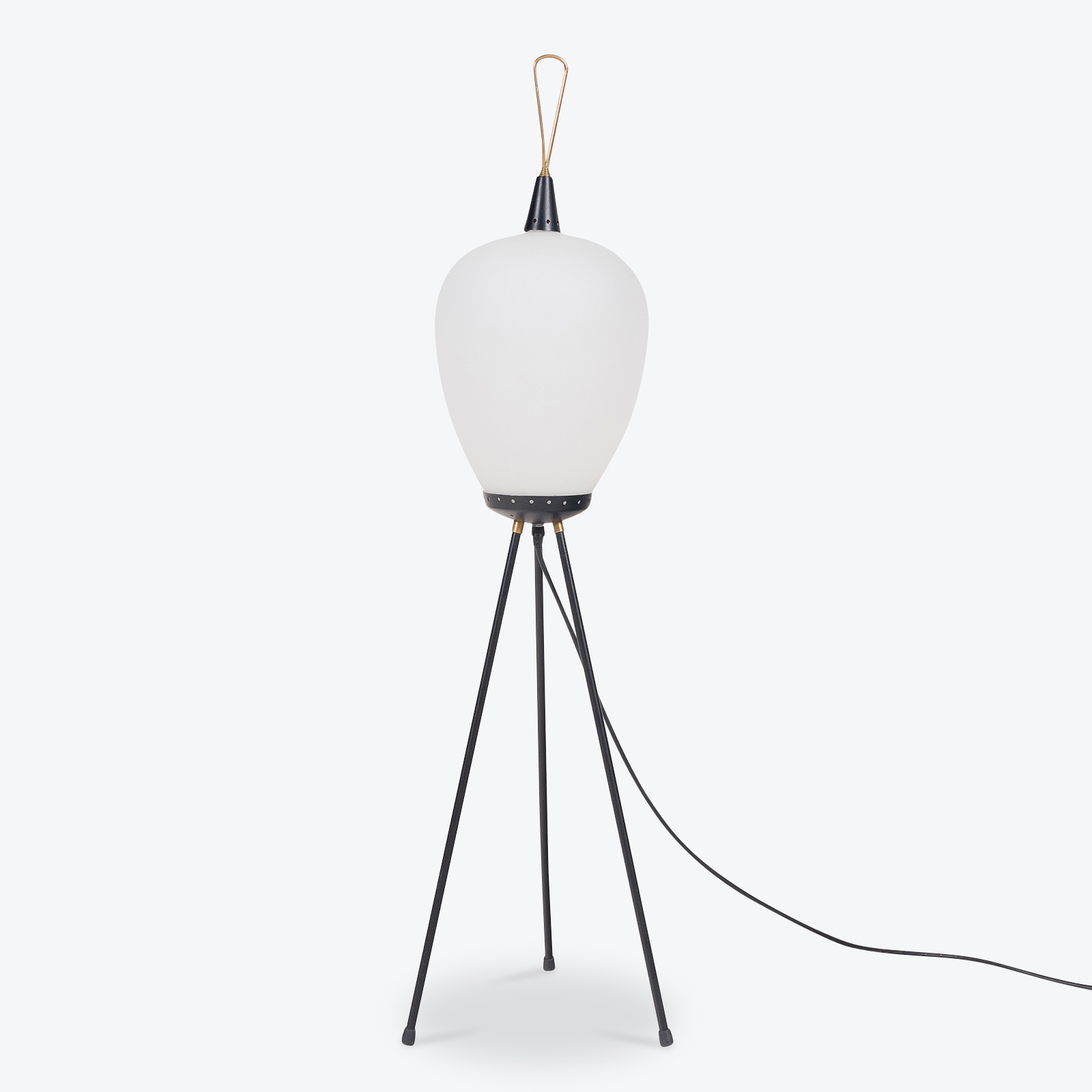 Lantern floor lamp in the style of gio ponti 1950s italy modern lantern floor lamp in the style of gio mozeypictures Gallery
