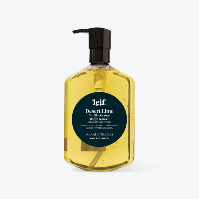 Large Body Balm 500ml In Desert Lime By Leif Thumb