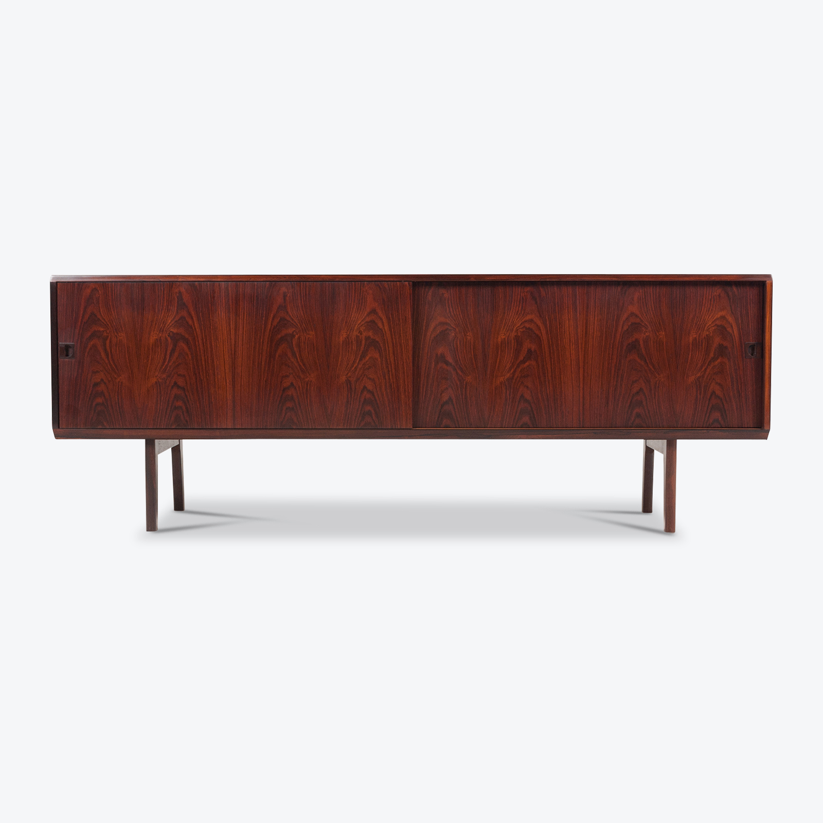 Sideboard by brouer furniture in rosewood with oak