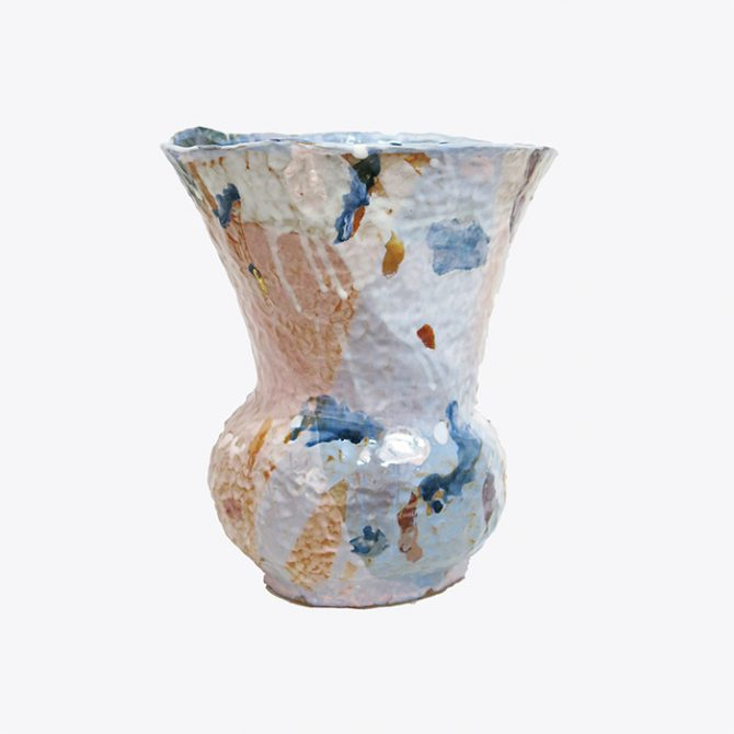 Bell Beaker Vasein Glazed Stoneware And Lustre By Tessy King Thumb.jpg
