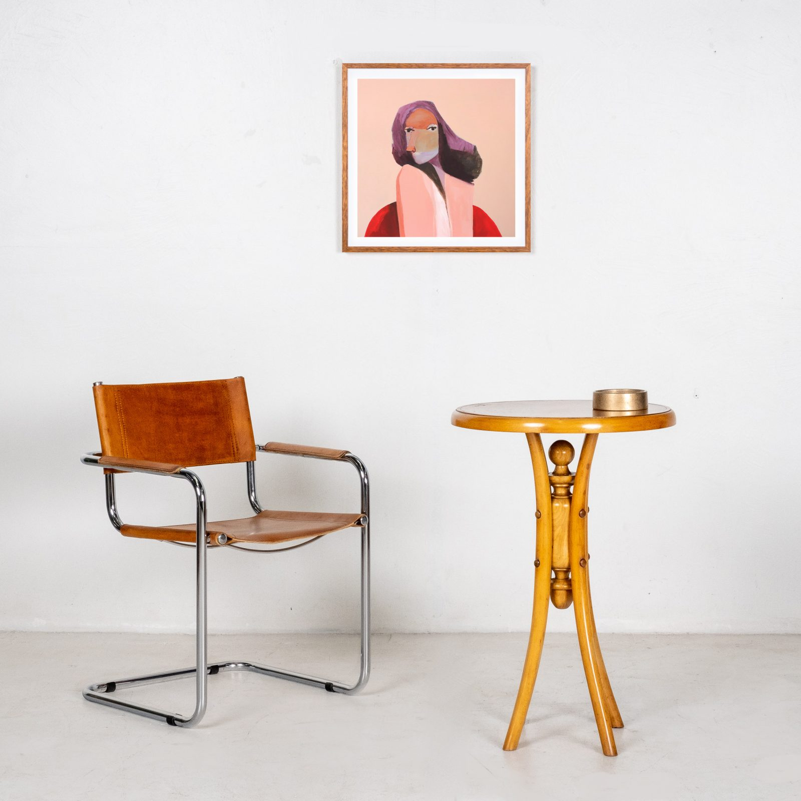 Ladyinredchair Staceyrees Framed Styled Mtedition