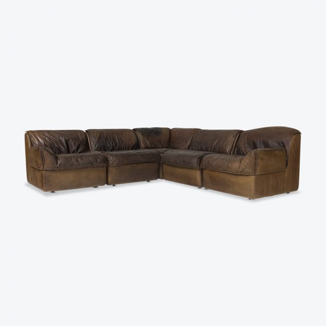 Modular Sofa By Cor With Five Modules In Tan Leather 1960s Germany Thumb.jpg