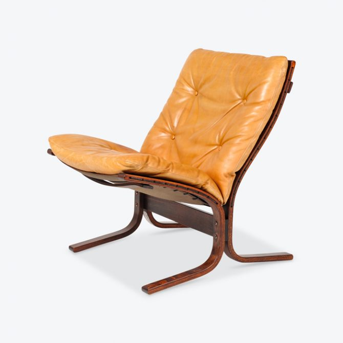 Lowback Siesta Armchair In Patinated Tan Leather 1960s Netherlands Thumb.jpg