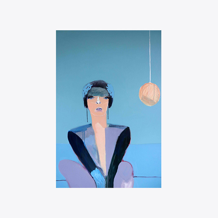Blue Room Original Painting By Stacey Rees Thumb.jpg
