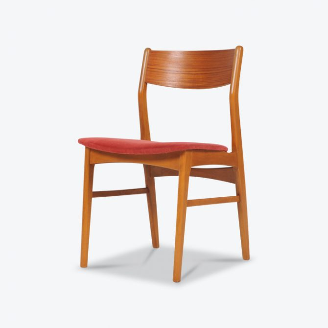 Set Of 6 Dining Chairs In The Style Of Erik Buch With Teak Back And Beech Frame Thumb.jpg
