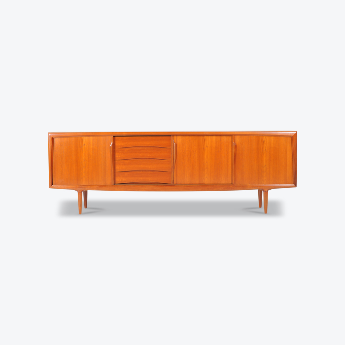 Sideboard By Gunni Omann For Omann Jun In Teak Thumb.jpg