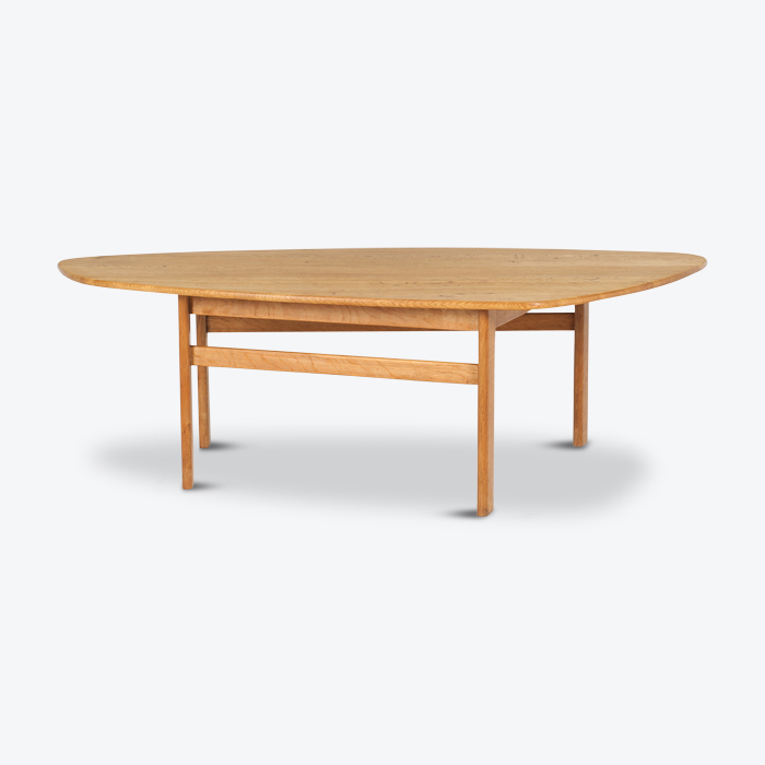 Coffee Table In Oak 1960s Denmark Thumb.jpg