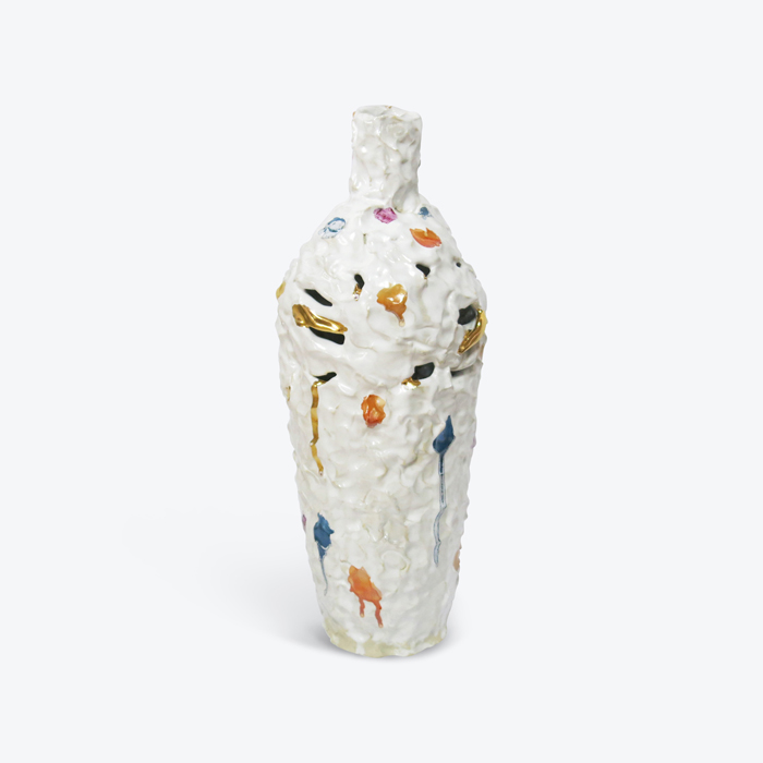 Dram Bottle In Glazed Stoneware With Lustre By Tessy King Thumb.jpg