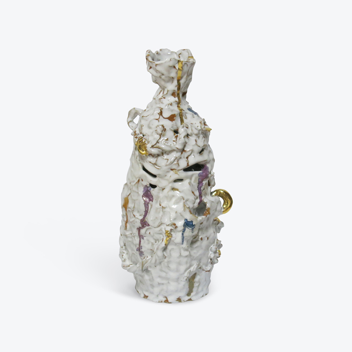 Lucky In Glazed Stoneware With Lustre By Tessy King Thumb.jpg