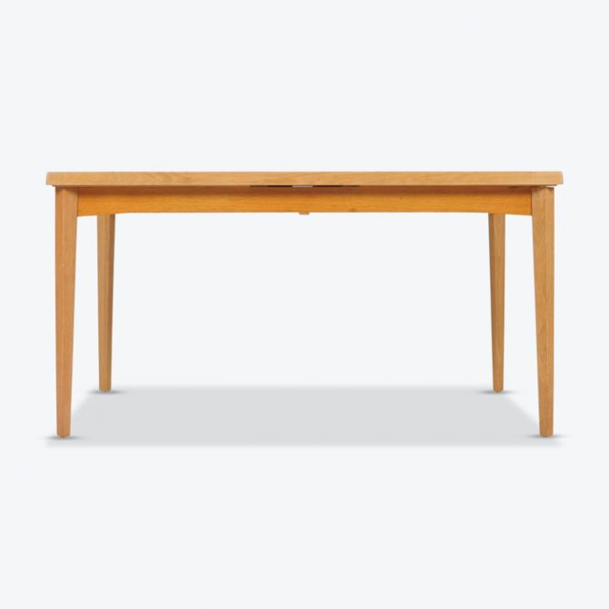 Rectangular Dining Table In Oak With Concealed Top 1960s Denmark Thumb.jpg