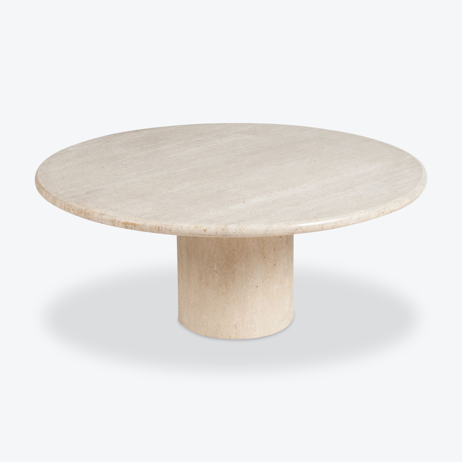 Round Coffee Table In Travertine 1960s Italy 00.jpg
