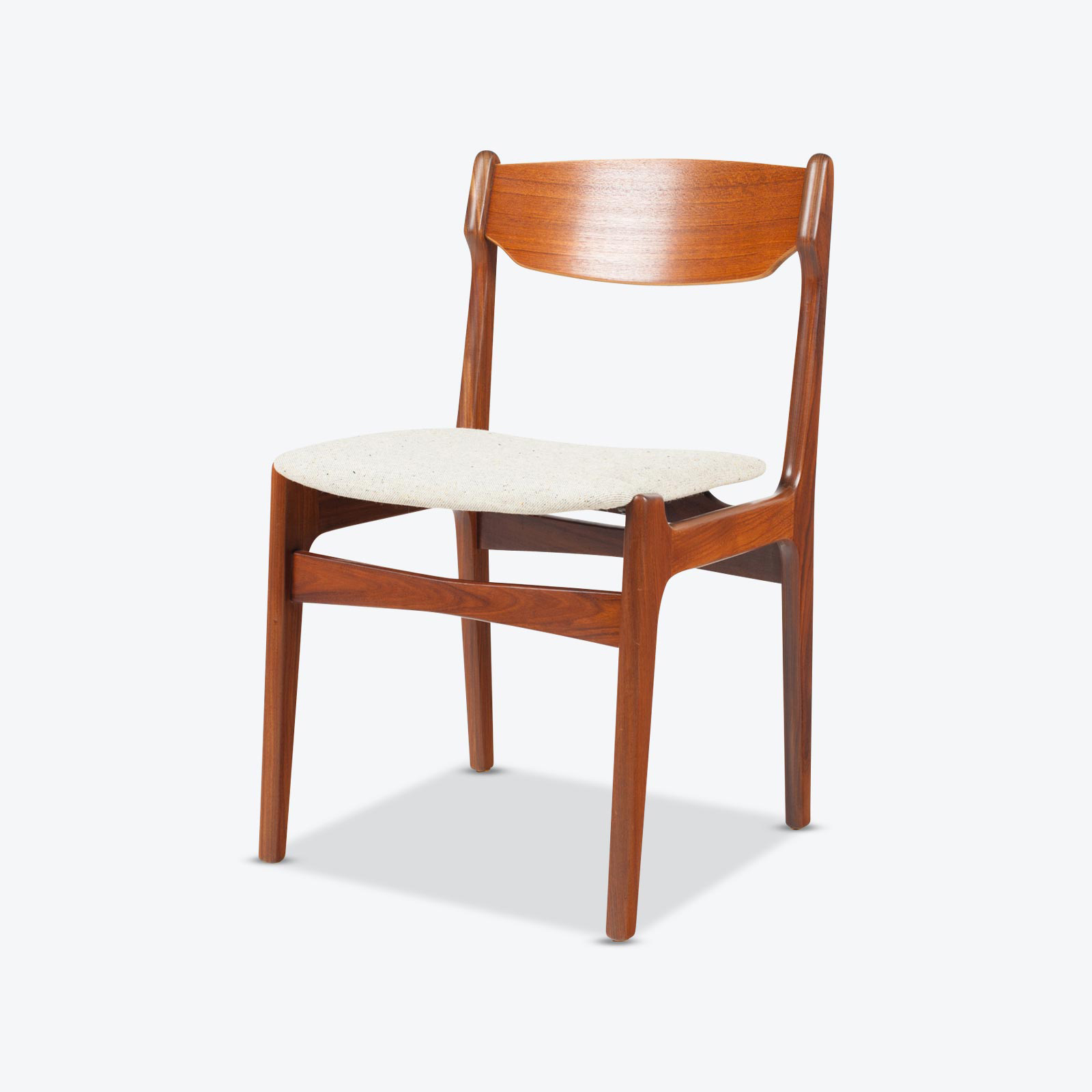Set Of 6 Dining Chairs By Erik Buch In Teak 1960s Denmark 00.jpg