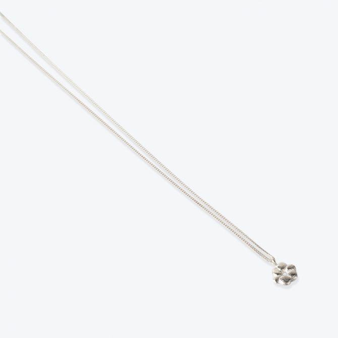 Bloom Charm Necklace In Sterling Silver By Yasmin Hackett Thumb.jpg