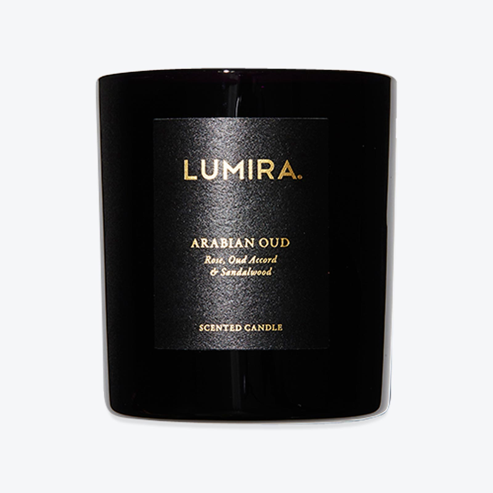 Candle In Arabian Oud By Lumira 01