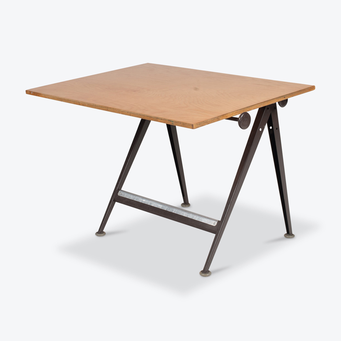 Model Reply Drafting Table By Wim Rietveld And Friso Kramer For Ahrend De Cirkle 1963 Netherlands Thumb.jpg