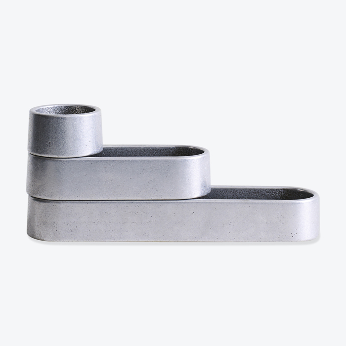 Set Of 3 Stack Trays In Polished Aluminium By Henry Wilson Thumb.jpg