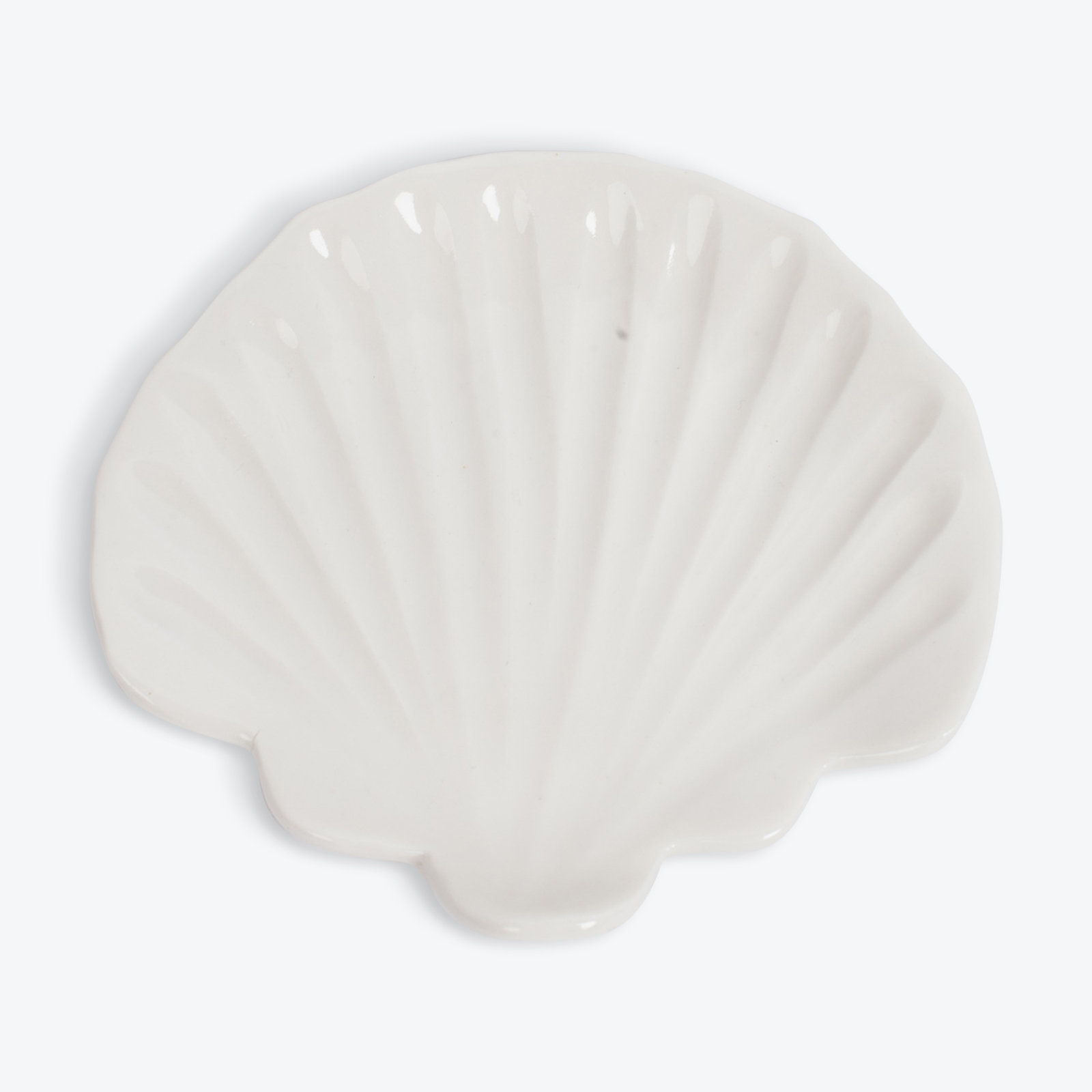 Shell Dish In Porcelain By Gretel Corrie 02
