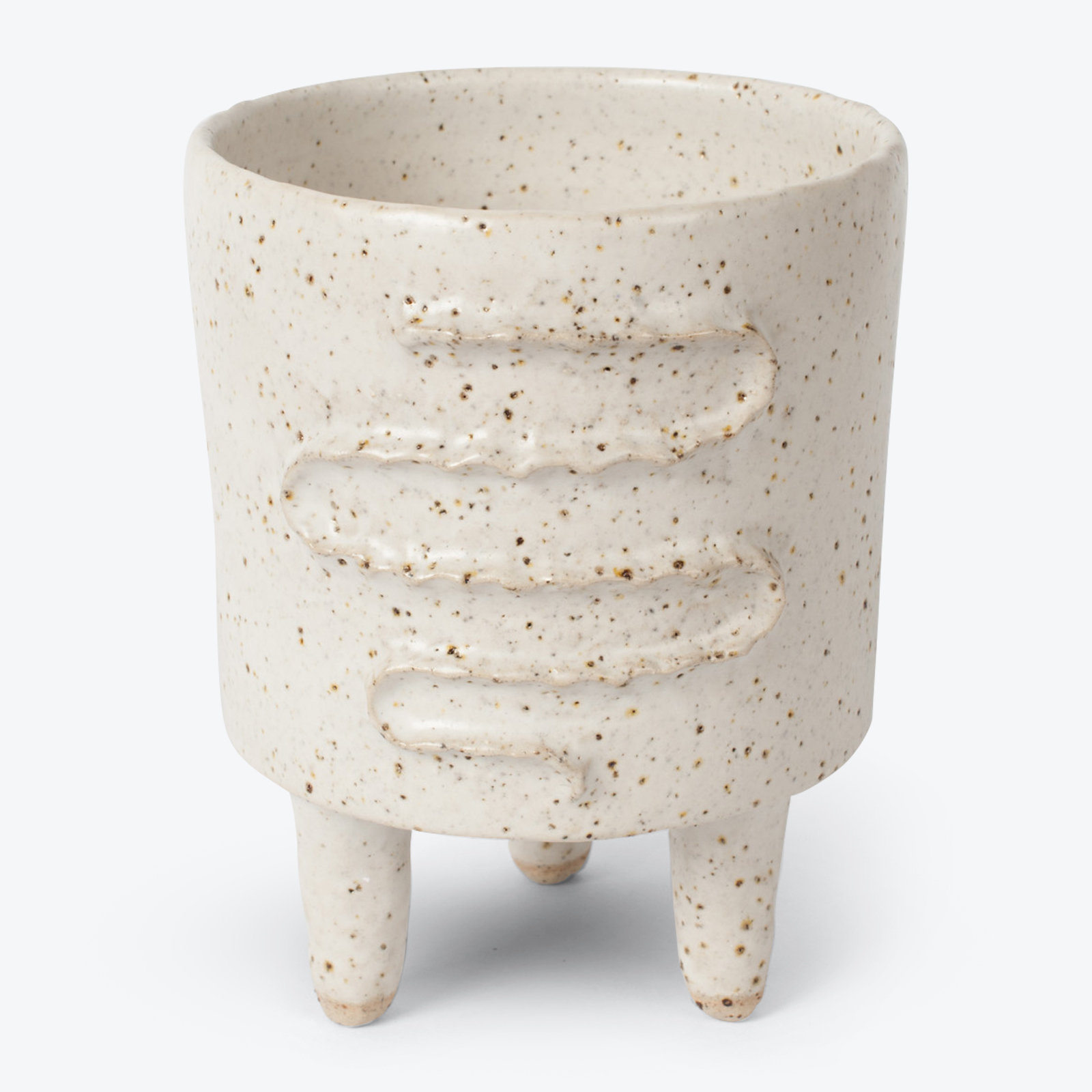 Snake Planter In Stoneware By Peta Armstrong 01