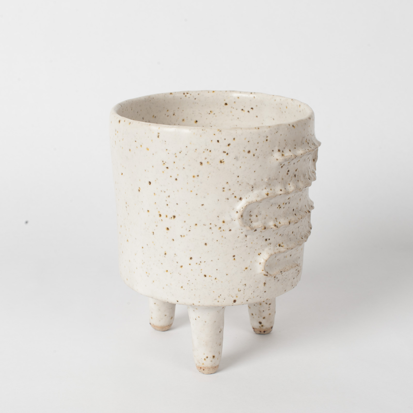 Snake Planter In Stoneware By Peta Armstrong 04