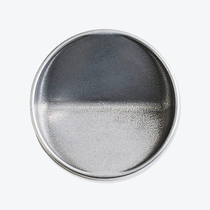 Vide Poche Rond In Polished Aluminium By Henry Wilson Thumb Thumb2.jpg