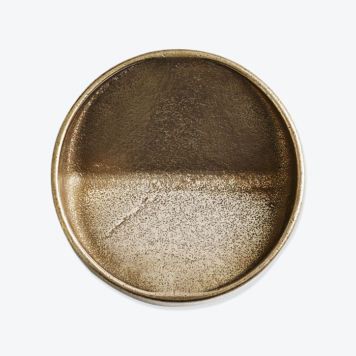 Vide Poche Rond In Polished Bronze By Henry Wilson Thumb 1.jpg