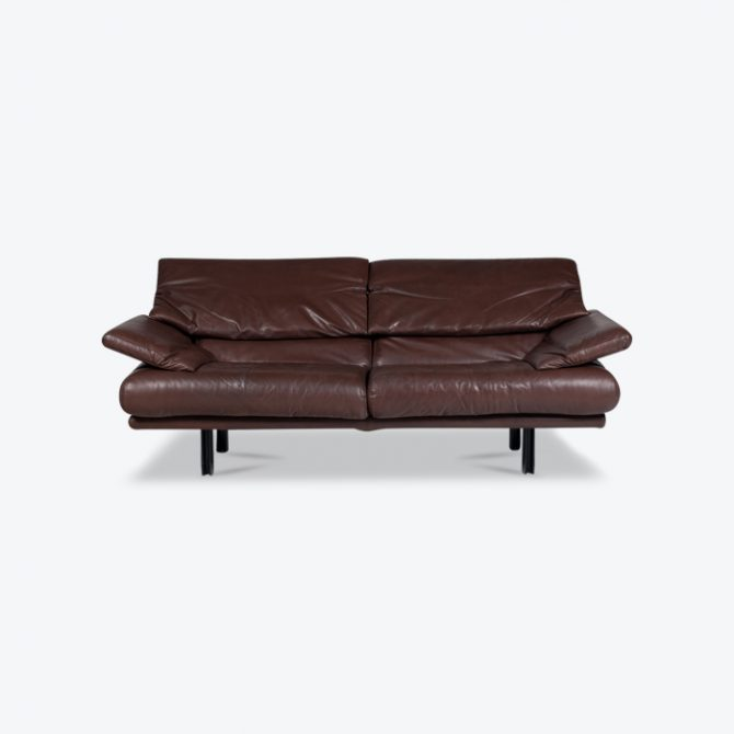 Alanda Sofa By Paolo Piva For Bb Italia In Burgundy Leather 1980s Italy Thumb.jpg