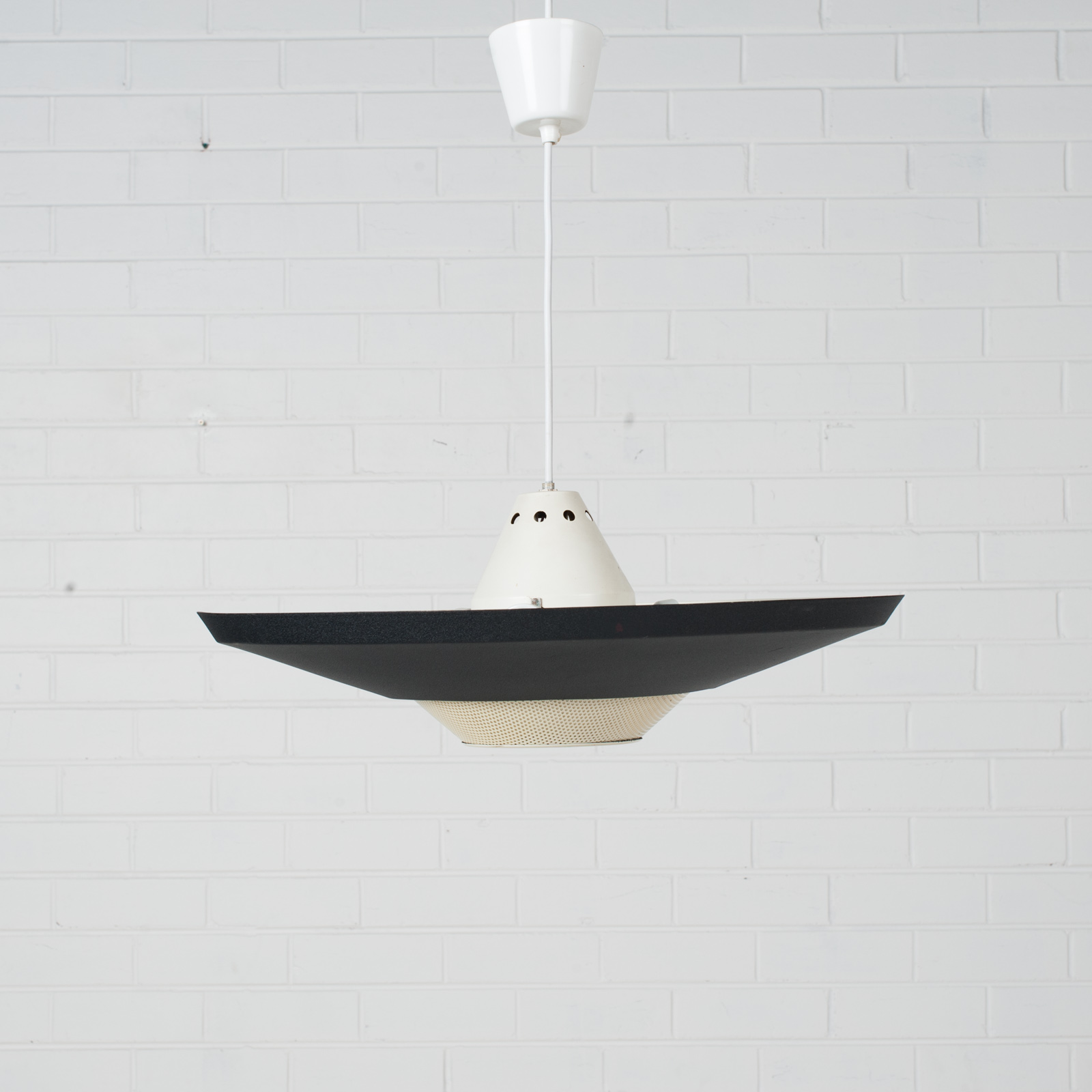 Ceiling Lamp By Louis Kalff For Philips 1960s Netherlands 02