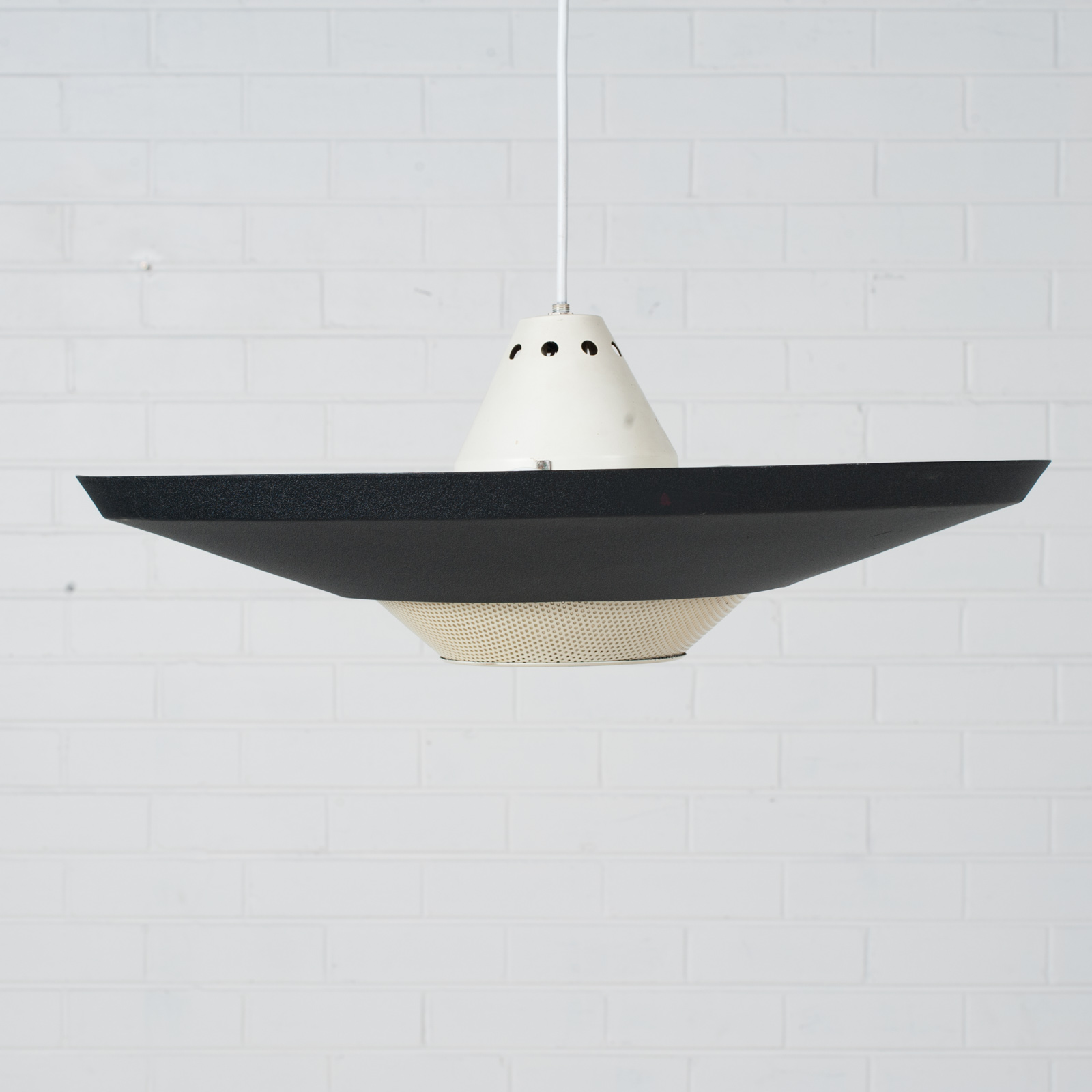 Ceiling Lamp By Louis Kalff For Philips 1960s Netherlands 03