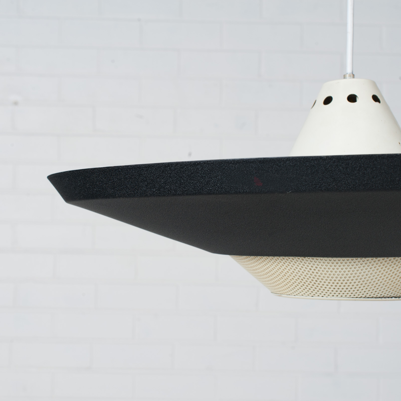 Ceiling Lamp By Louis Kalff For Philips 1960s Netherlands 05