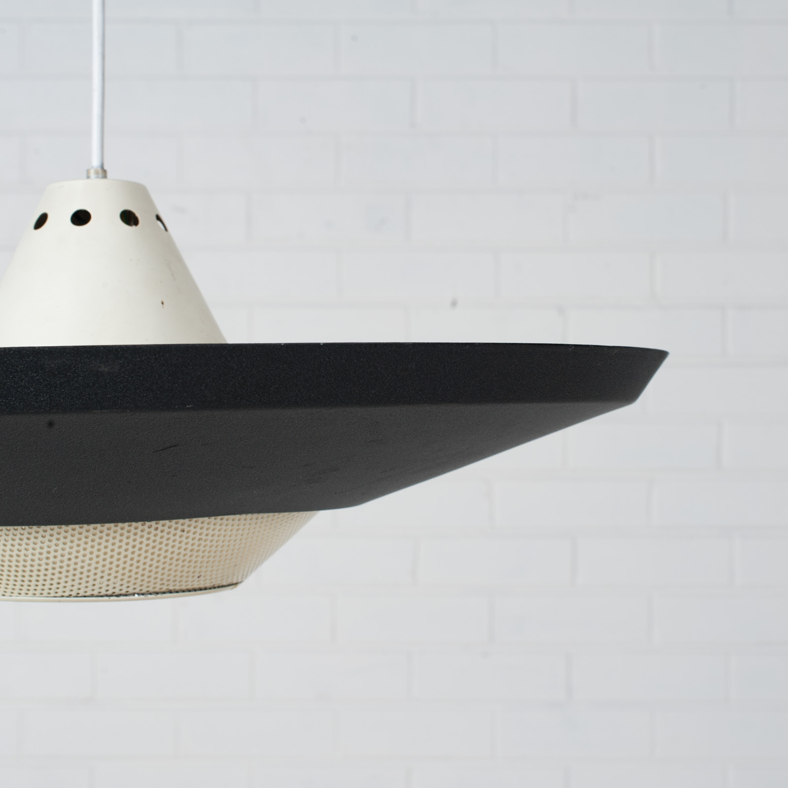 Ceiling Lamp By Louis Kalff For Philips 1960s Netherlands 06