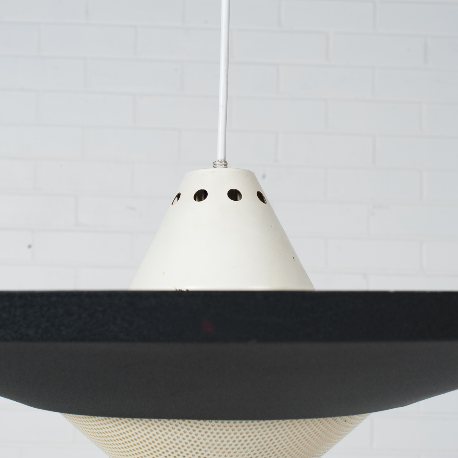 Ceiling Lamp By Louis Kalff For Philips 1960s Netherlands 07