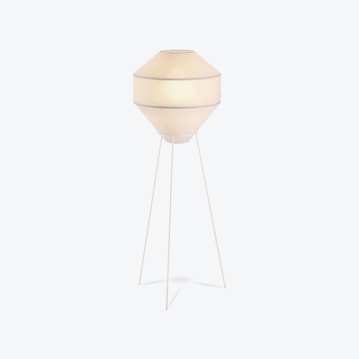Mayu Floor Lamp By Coco Flip In White Mesh 2018 Australia Thumb.jpg