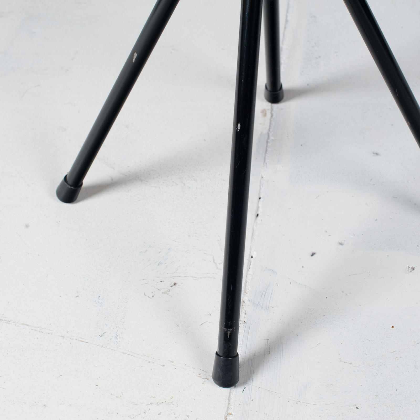 Ratten Stool By Dirk Van Sliedregt For Rohe Noordwolde 1950s Netherlands 05