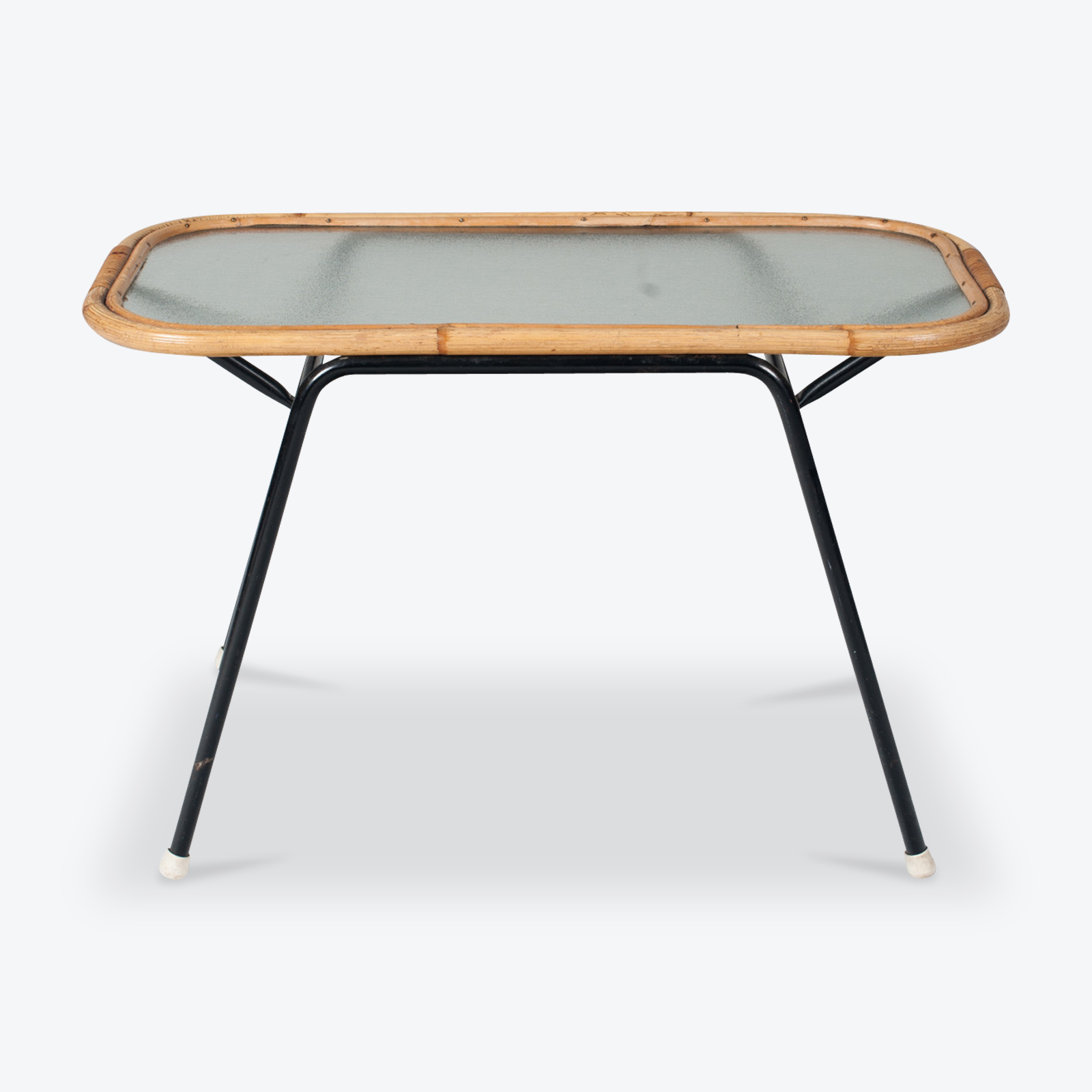 Rectangular Coffee Table By Rohe Noordwolde 1950s Netherlands 01