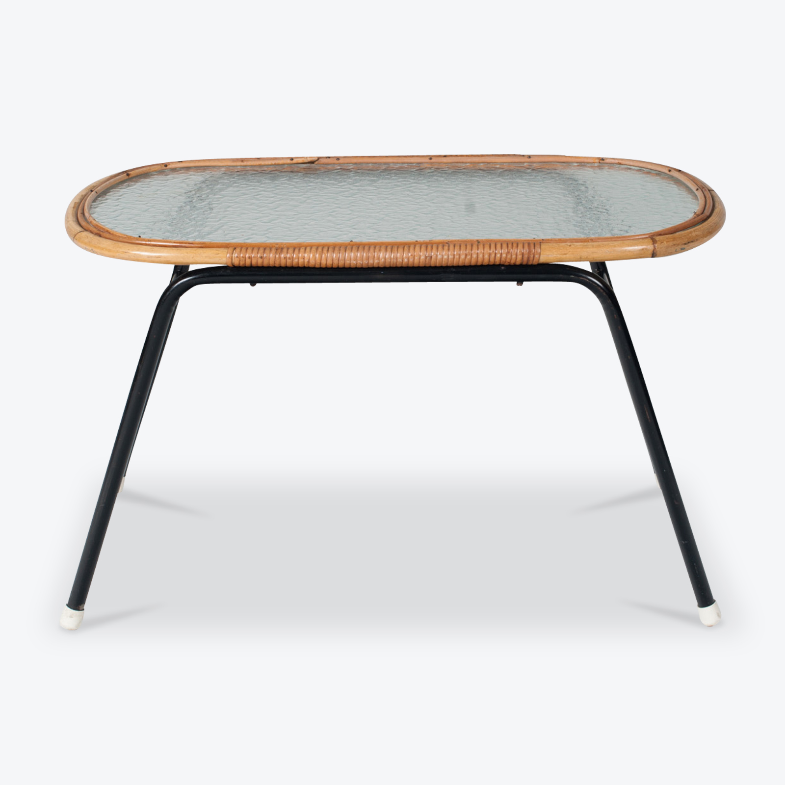 Rectangular Coffee Table By Rohe Noordwolde 1960s Netherlands 01