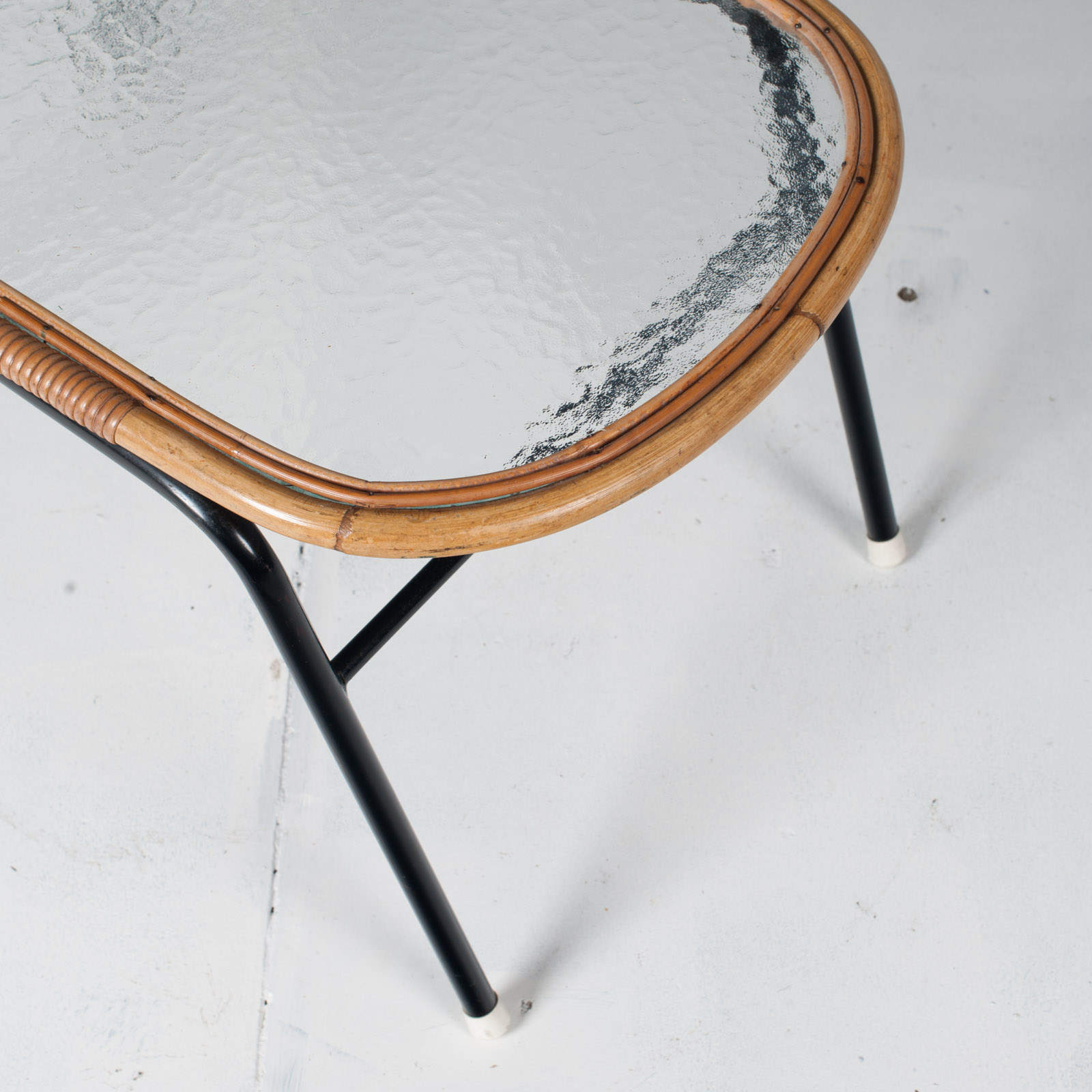 Rectangular Coffee Table By Rohe Noordwolde 1960s Netherlands 06