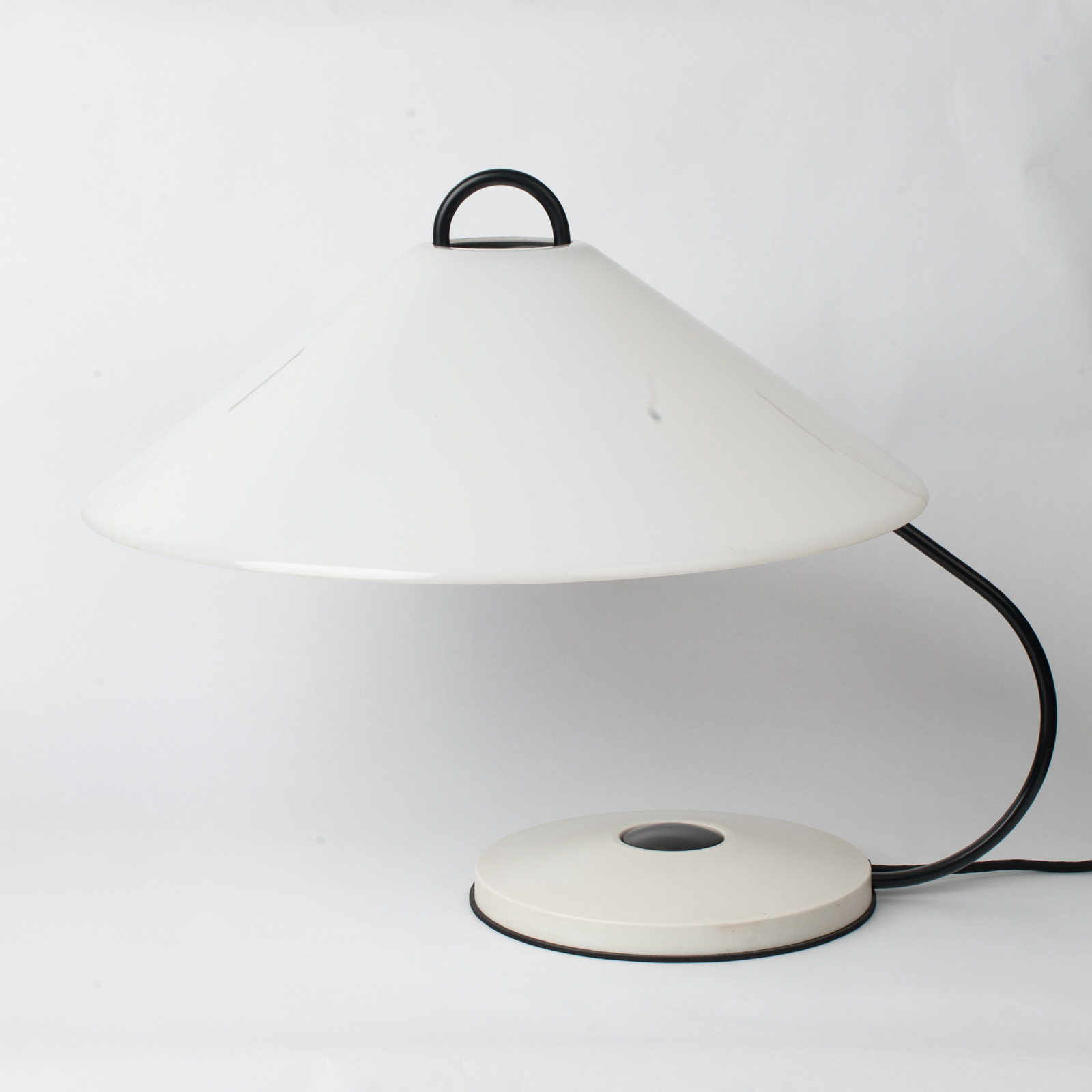 Table Lamp By Gabriella Crespi 1950s Italy 05