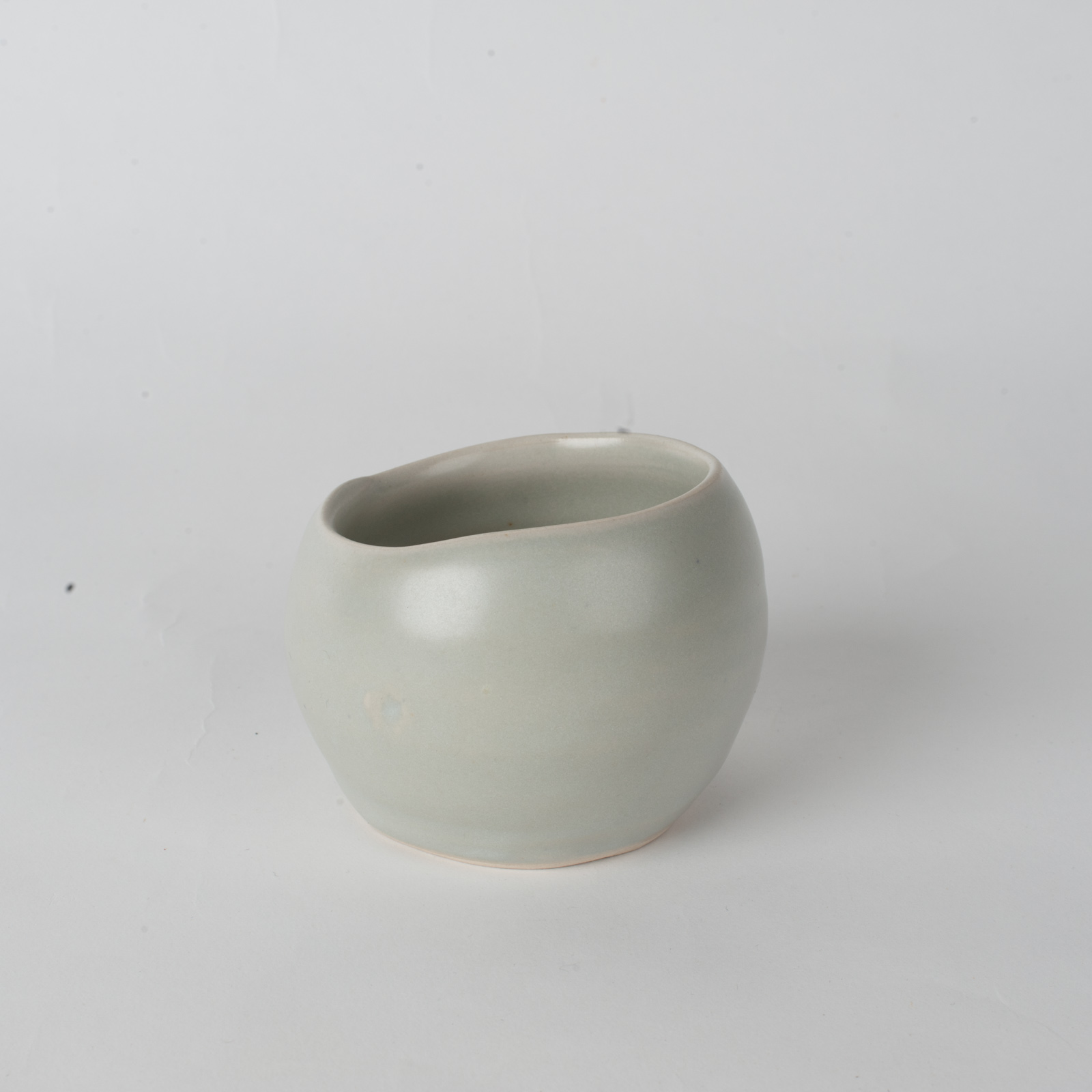 Whiskey Cup In Stone Ceramic By James Lemon 03