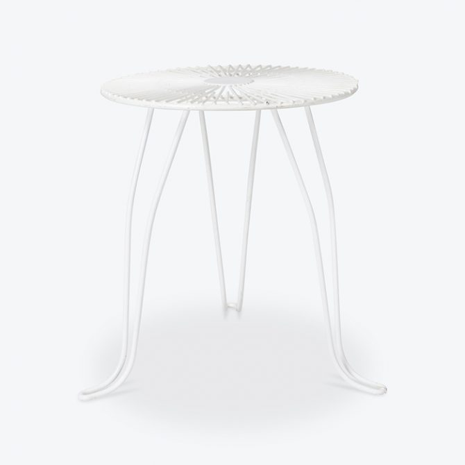 White Metal Wire Stool 1950s French Thumb.jpg