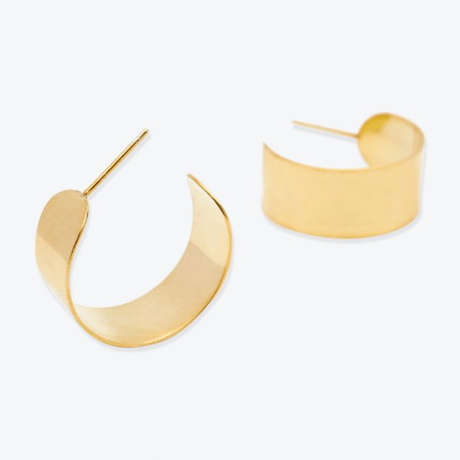 Earrings No 10 In Gold By Two Hills Thumb.jpg