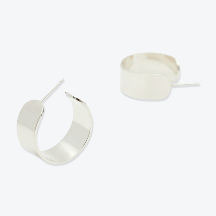 Earrings No 10 In Sterling Silver By Two Hills Thumb.jpg