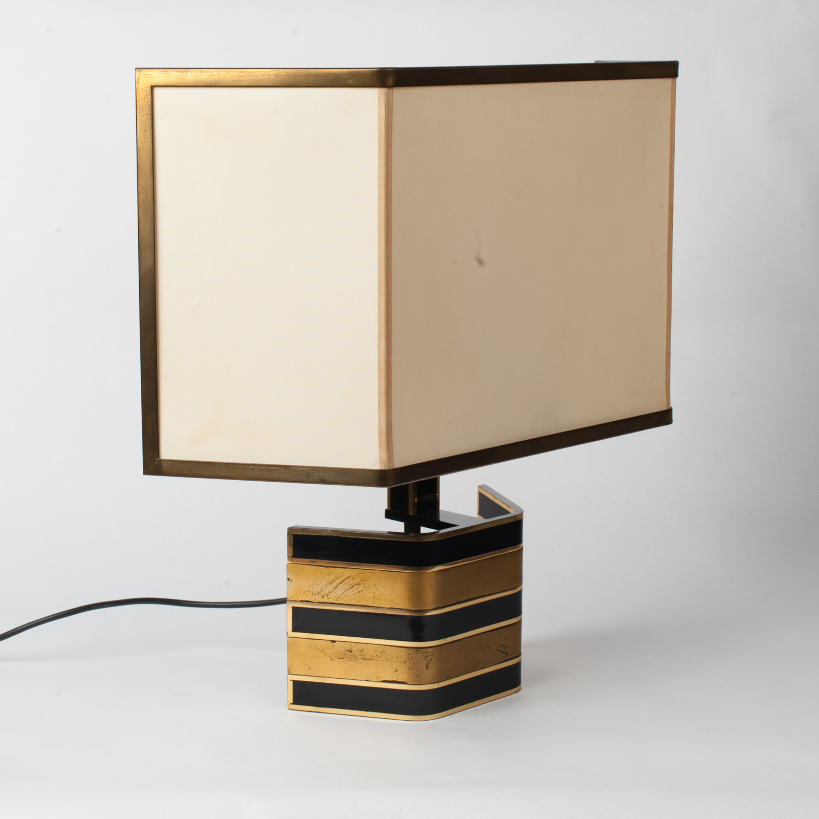 Table Lamp In The Style Of Romeo Rega, 1970s, Italy 02