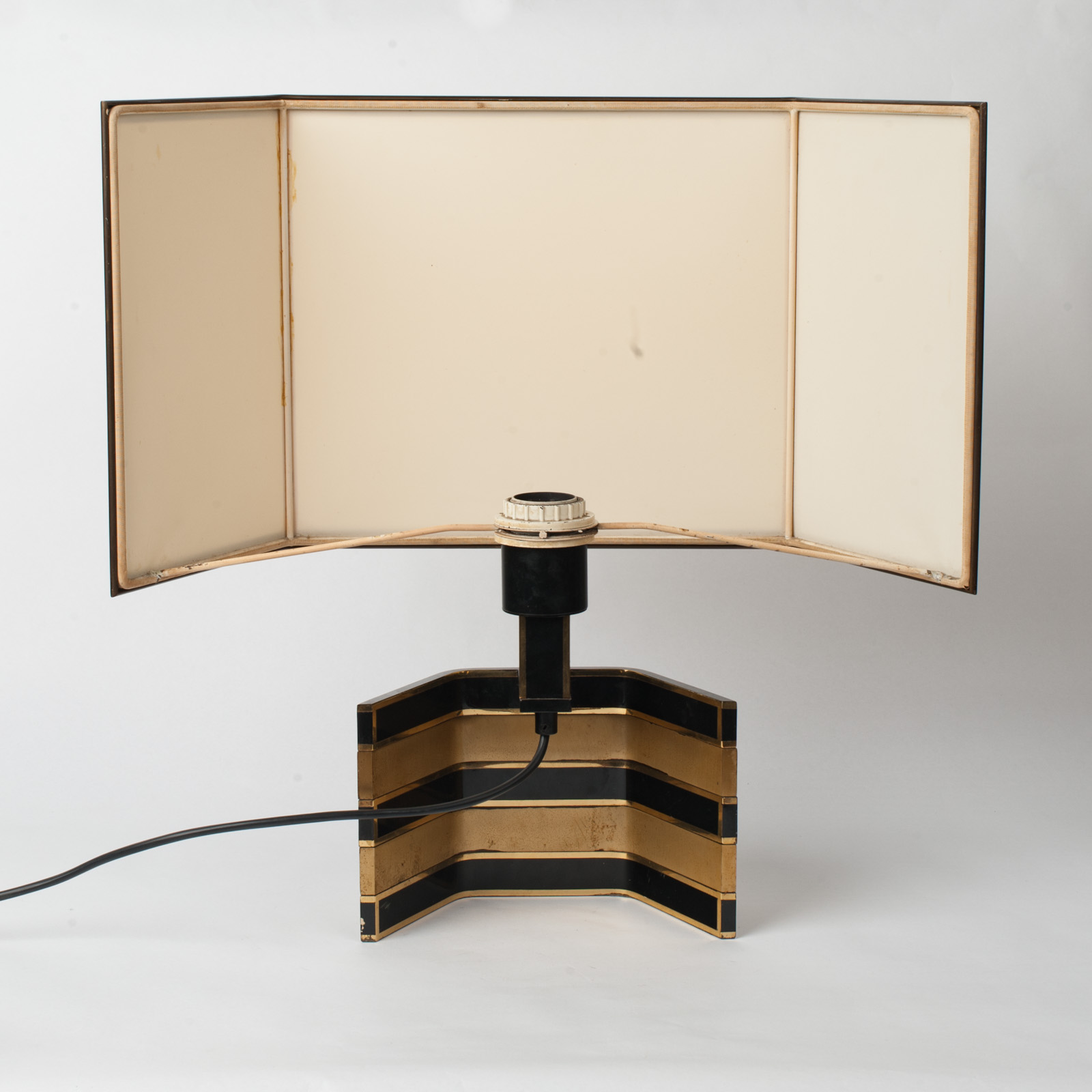 Table Lamp In The Style Of Romeo Rega, 1970s, Italy 09