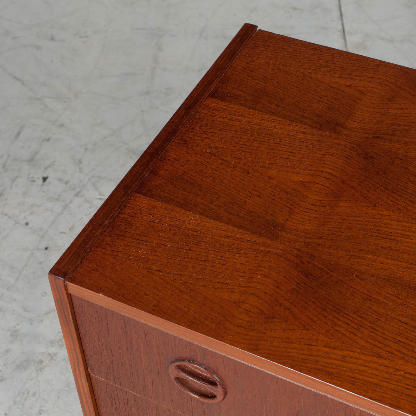 Chest Of Drawers In Teak, 1960s, Denmark 9