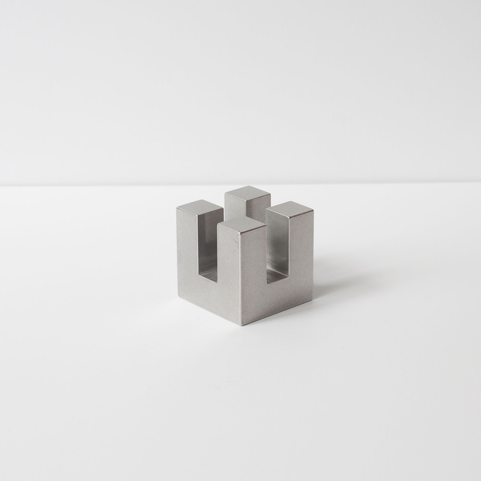Jeff Low Candle Holder Aluminium By Studio Acs Hero 1