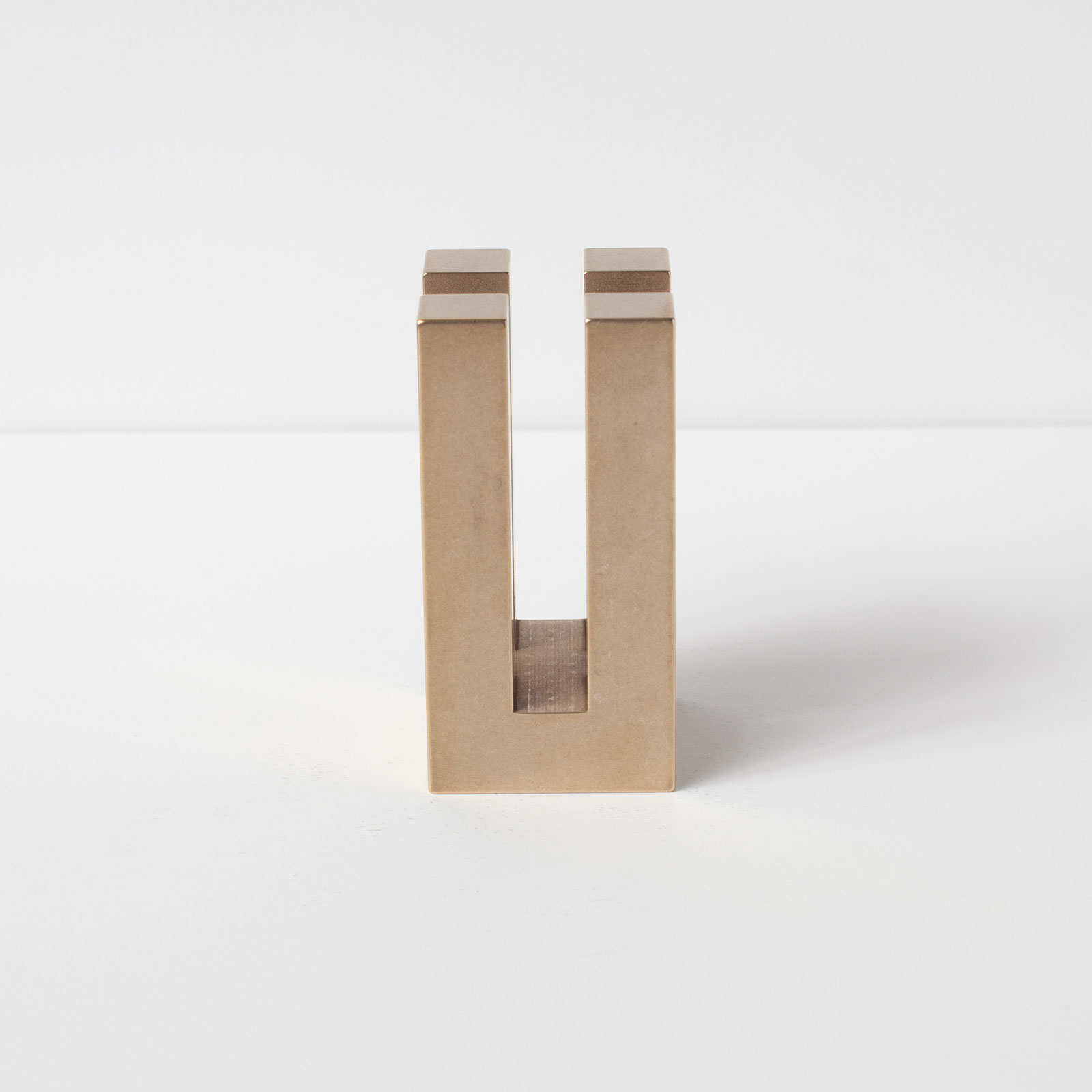 Jeff Tall Candle Holder Brass By Studio Acs Hero 2