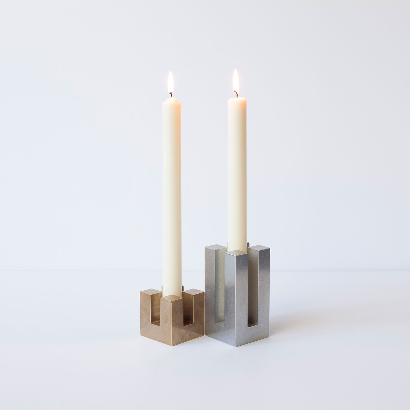 Jeff Tall Candle Holder By Studio Acs Detail Hero
