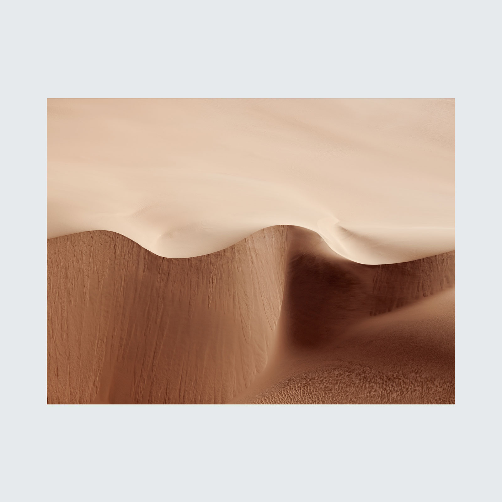 Brooke Holm Sand Sea Ix Photograph