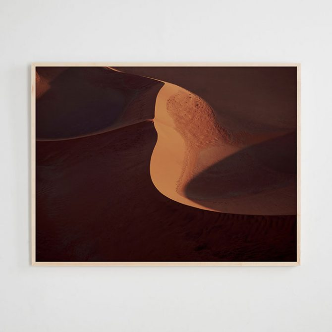Brooke Holm Sand Sea Viii Photograph