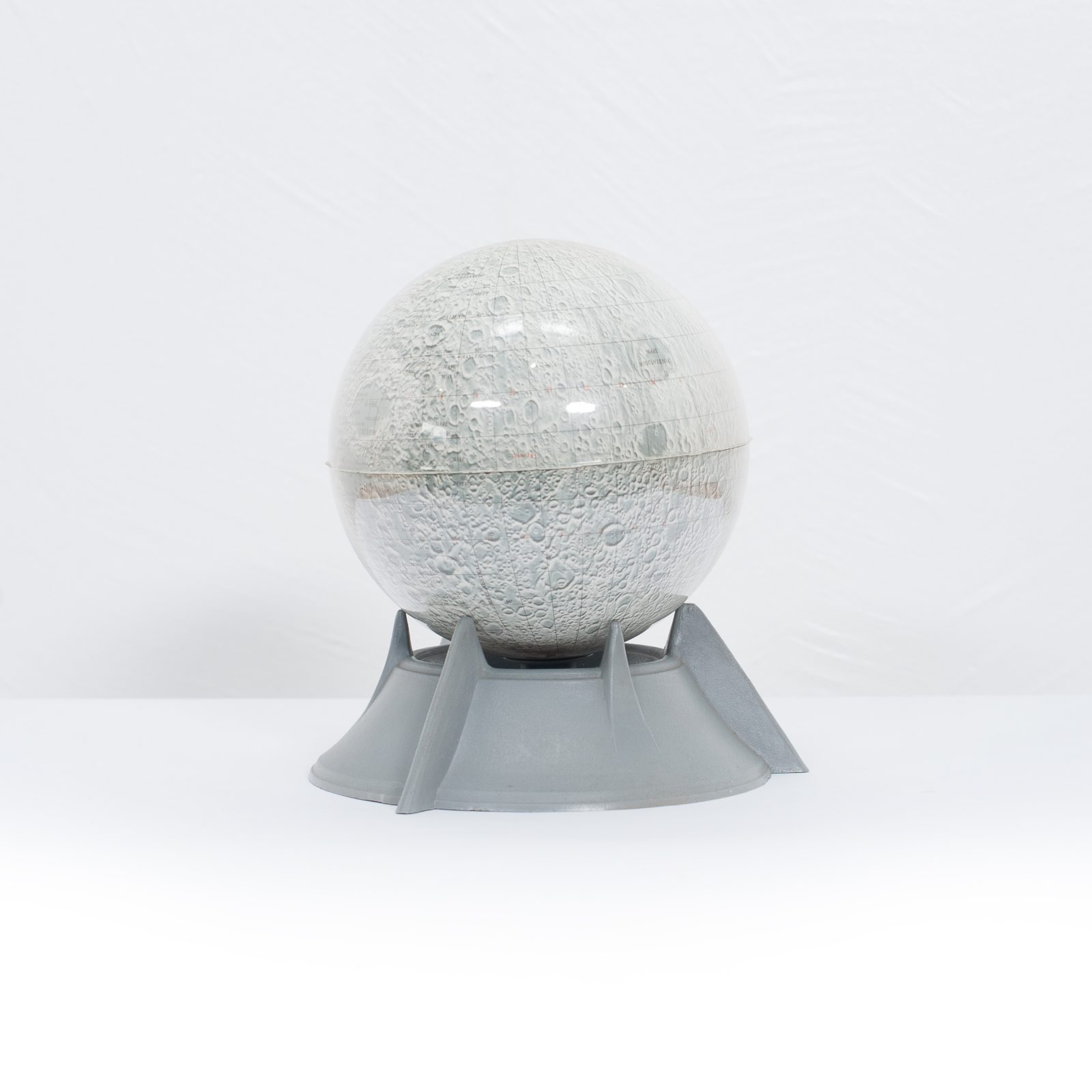 Moon Lamp With Stand, 1950s, The Netherlands 1